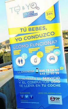 """Jóvenes granadinos crean la empresa, """"Tu bebes, yo conduzco"""" - Granada  Empresas"""